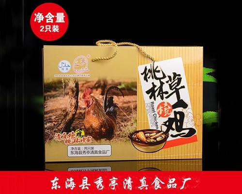 江苏桃林许家烧鸡