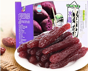 桃林许家清真食品紫薯宝宝
